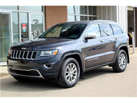 2014 Jeep Grand Cherokee Limited (Stk: 275527) in Saskatoon - Image 1 of 27