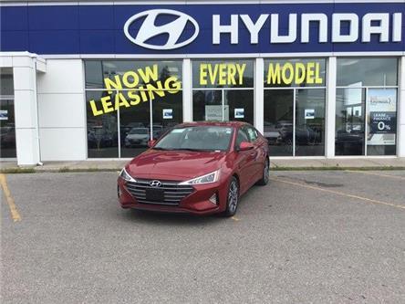 2020 Hyundai Elantra Luxury (Stk: H12148) in Peterborough - Image 2 of 11