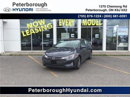 2020 Hyundai Elantra Luxury (Stk: H12186) in Peterborough - Image 1 of 16