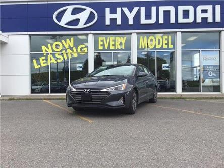 2020 Hyundai Elantra Luxury (Stk: H12186) in Peterborough - Image 2 of 16