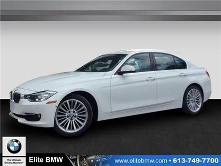 2015 BMW 328i xDrive (Stk: P8991A) in Gloucester - Image 1 of 20