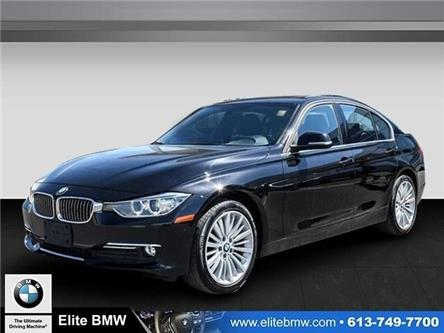2015 BMW 328d xDrive (Stk: P8808) in Gloucester - Image 1 of 20