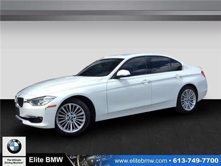 2015 BMW 328i xDrive (Stk: 13287A) in Gloucester - Image 1 of 24