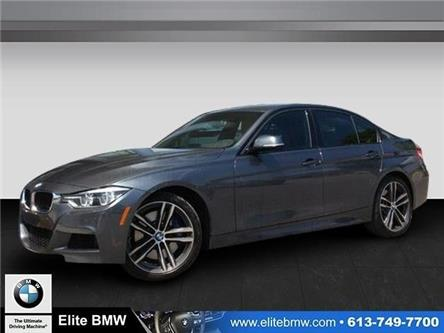 2018 BMW 340i xDrive (Stk: P9085) in Gloucester - Image 1 of 27