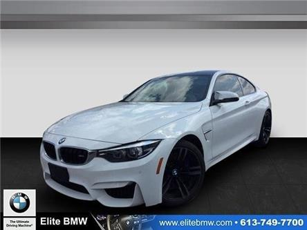 2018 BMW M4 Base (Stk: P9103) in Gloucester - Image 1 of 23