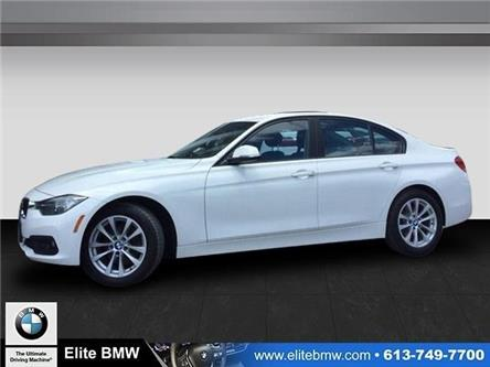 2016 BMW 320i xDrive (Stk: P9120) in Gloucester - Image 1 of 19