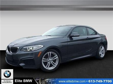 2016 BMW 228i xDrive (Stk: P9117) in Gloucester - Image 1 of 25