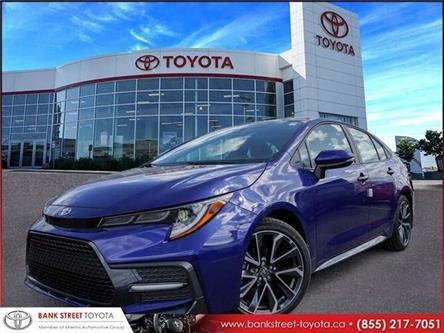 2020 Toyota Corolla SE (Stk: 27236) in Ottawa - Image 1 of 21