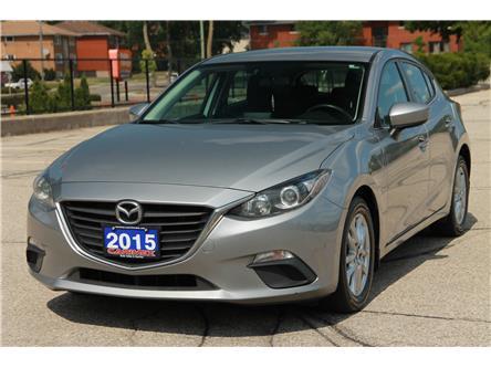 2015 Mazda Mazda3 Sport GS (Stk: 1907326) in Waterloo - Image 1 of 25