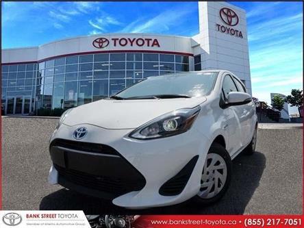 2019 Toyota Prius C Upgrade (Stk: 27266) in Ottawa - Image 1 of 2