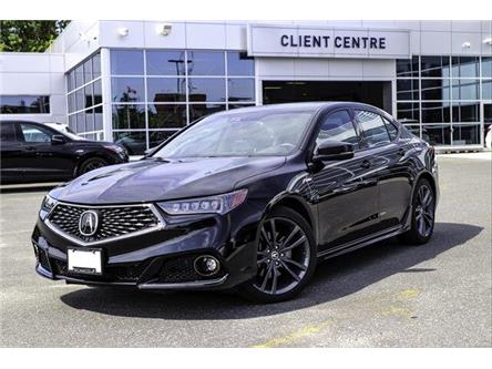 2020 Acura TLX A-Spec (Stk: 18638) in Ottawa - Image 1 of 30