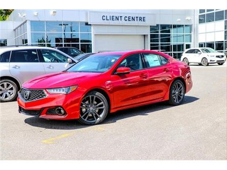 2020 Acura TLX Tech A-Spec (Stk: 18637) in Ottawa - Image 1 of 26