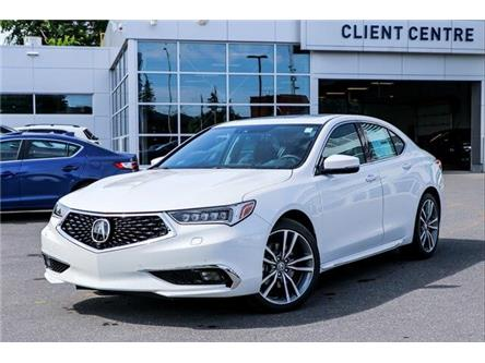 2020 Acura TLX Elite (Stk: 18715) in Ottawa - Image 1 of 29