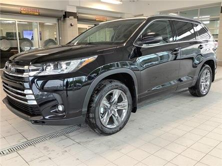 2019 Toyota Highlander Limited (Stk: 21222) in Kingston - Image 1 of 30