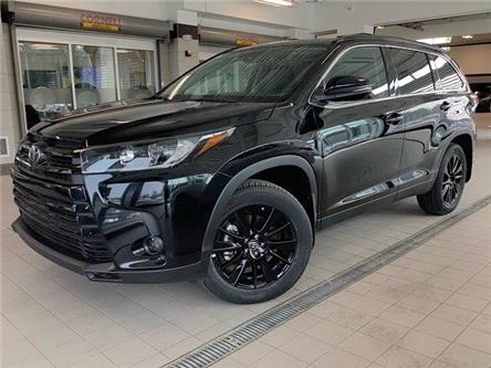 2019 Toyota Highlander XLE (Stk: 21242) in Kingston - Image 1 of 30