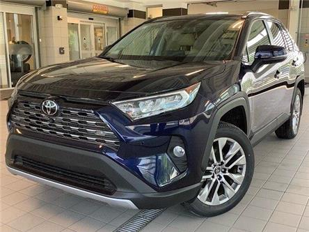 2019 Toyota RAV4 Limited (Stk: 21354) in Kingston - Image 1 of 30