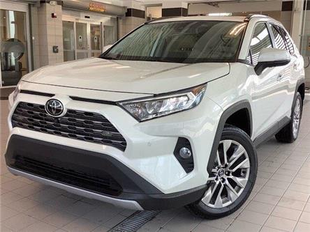 2019 Toyota RAV4 Limited (Stk: 21367) in Kingston - Image 1 of 30