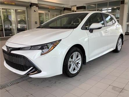 2019 Toyota Corolla Hatchback Base (Stk: 21387) in Kingston - Image 1 of 23