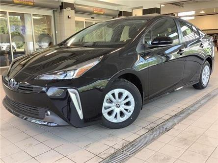 2019 Toyota Prius Base (Stk: 21444) in Kingston - Image 1 of 21