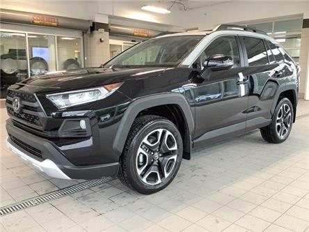 2019 Toyota RAV4 Trail (Stk: 21478) in Kingston - Image 1 of 28