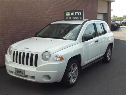 2007 Jeep Compass Sport/North (Stk: N490AP) in Charlottetown - Image 1 of 7