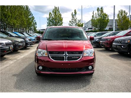 2019 Dodge Grand Caravan CVP/SXT (Stk: K740451) in Abbotsford - Image 2 of 25
