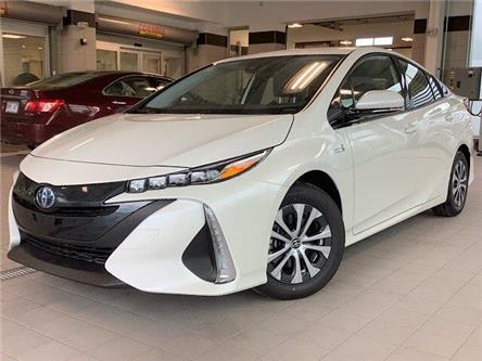 2020 Toyota Prius Prime Upgrade (Stk: 21697) in Kingston - Image 1 of 25