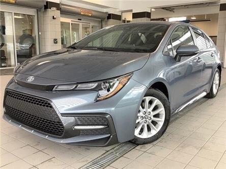 2020 Toyota Corolla SE (Stk: 21520) in Kingston - Image 1 of 24