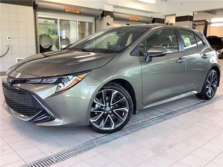 2019 Toyota Corolla Hatchback Base (Stk: 21565) in Kingston - Image 1 of 26