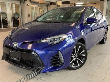 2017 Toyota Corolla Sport (Stk: P19086) in Kingston - Image 1 of 27