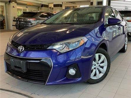 2016 Toyota Corolla CE (Stk: P19091) in Kingston - Image 1 of 11