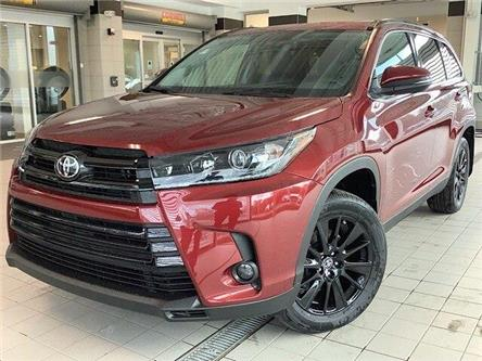 2019 Toyota Highlander XLE (Stk: 21717) in Kingston - Image 1 of 30