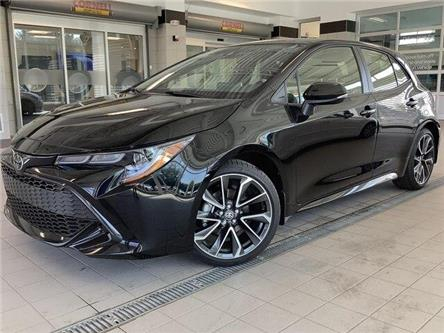 2019 Toyota Corolla Hatchback Base (Stk: 21660) in Kingston - Image 1 of 25