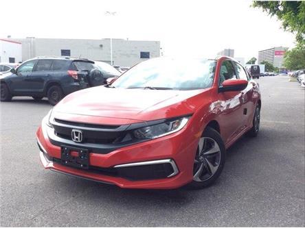 2019 Honda Civic LX (Stk: 19-0085) in Ottawa - Image 1 of 14
