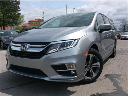 2019 Honda Odyssey EX-L (Stk: 19-0008) in Ottawa - Image 1 of 17