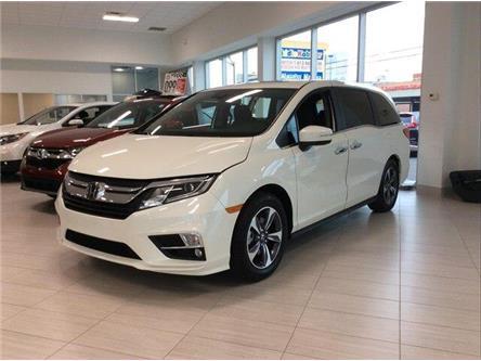 2019 Honda Odyssey EX-L (Stk: 19-0661) in Ottawa - Image 1 of 16