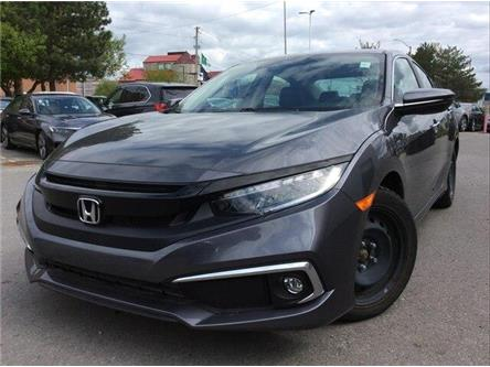 2019 Honda Civic Touring (Stk: 19-0783) in Ottawa - Image 1 of 18