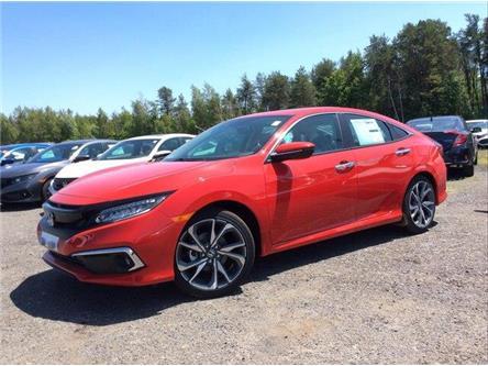 2019 Honda Civic Touring (Stk: 19-0797) in Ottawa - Image 1 of 10