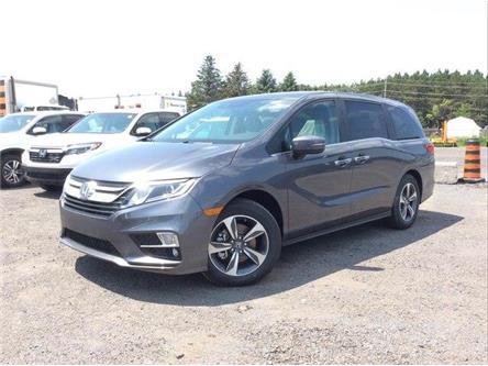 2019 Honda Odyssey EX-L (Stk: 19-0806) in Ottawa - Image 1 of 19