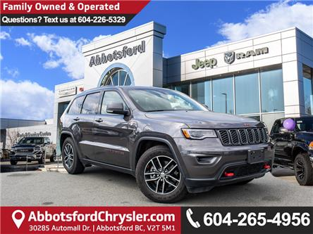 2018 Jeep Grand Cherokee Trailhawk (Stk: AB0879) in Abbotsford - Image 1 of 27