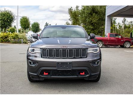2018 Jeep Grand Cherokee Trailhawk (Stk: AB0879) in Abbotsford - Image 2 of 27