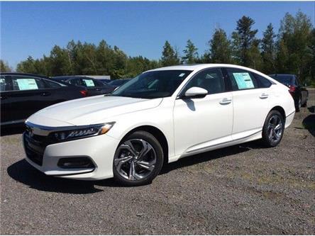 2019 Honda Accord EX-L 1.5T (Stk: 19-0919) in Ottawa - Image 1 of 9