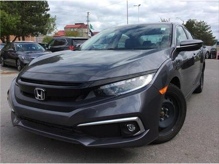 2019 Honda Civic Touring (Stk: 19-0957) in Ottawa - Image 1 of 18