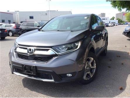 2019 Honda CR-V EX-L (Stk: 19-0989) in Ottawa - Image 1 of 18