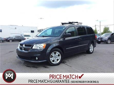 2013 Dodge Grand Caravan Crew (Stk: 19-0940A) in Ottawa - Image 1 of 14