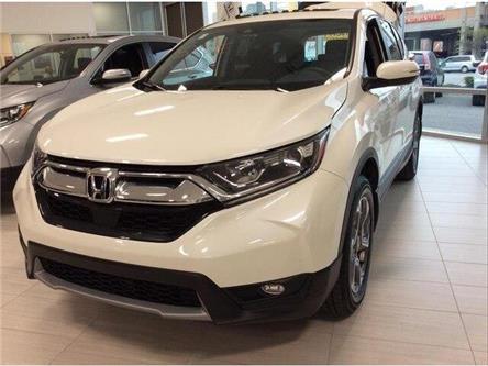 2018 Honda CR-V EX (Stk: 18-0535) in Ottawa - Image 1 of 15