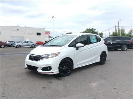 2019 Honda Fit Sport (Stk: 19-1118) in Ottawa - Image 1 of 18