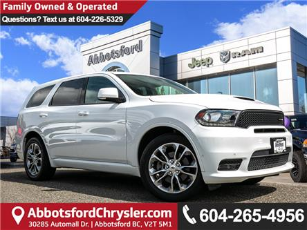 2019 Dodge Durango R/T (Stk: AG0952) in Abbotsford - Image 1 of 25