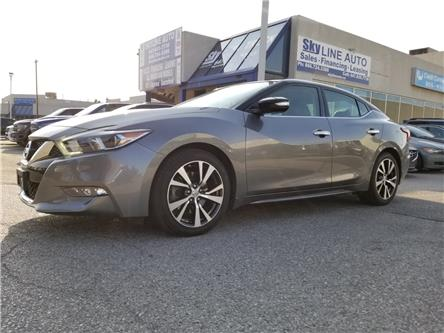 2016 Nissan Maxima SV (Stk: ) in Concord - Image 1 of 20