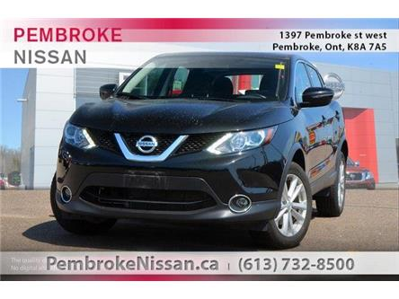 2017 Nissan Qashqai  (Stk: 19245A) in Pembroke - Image 1 of 20
